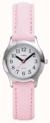 Timex 女士/儿童粉色手表手表 T79081