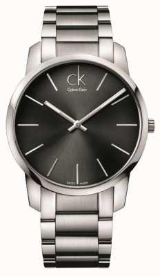 Calvin Klein 根特的城市手表 K2G21161