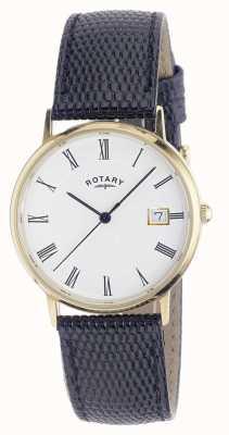 Rotary 男士9ct黄金表带表带 GS11476/01