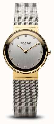 Bering 时代女士金银经典网布 10122-001