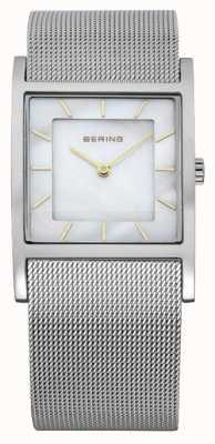 Bering 女士网眼手链手表 10426-010-S