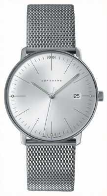 Junghans 男士最大法案不锈钢手表 041/4463.44