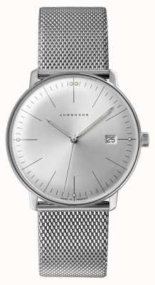 Junghans 男士最大法案不锈钢手表 041/4463.48