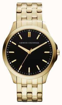 Armani Exchange 男士汉普顿低调腕表 AX2145