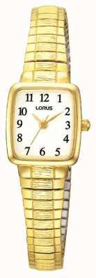 Lorus 女士经典镀金手表 RPH56AX9