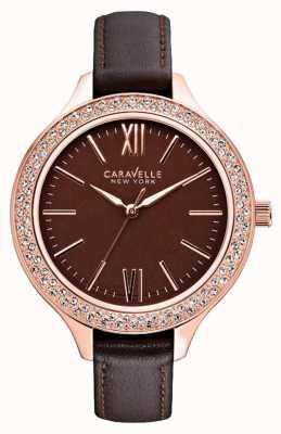 Caravelle New York 女士卡拉手表 44L124