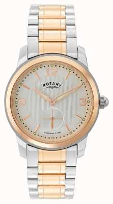 Rotary 剑桥男士双色手表 GB02701/01