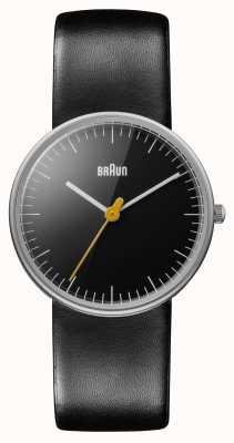Braun 女士全是黑色手表 BN0021BKBKL