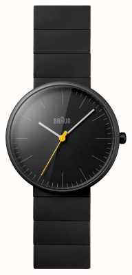 Braun 中性黑色陶瓷礼服手表 BN0171BKBKG