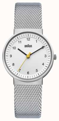 Braun 女士银白色手表 BN0031WHSLMHL