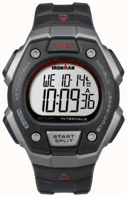 Timex 男士ironman经典50黑色树脂 TW5K85900