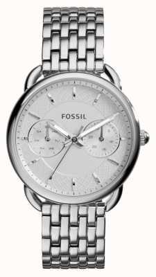 Fossil 女装裁缝不锈钢 ES3712