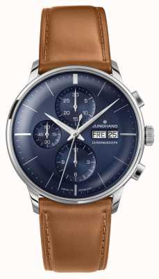 Junghans Meister chronoscope(英文日期) 027/4526.01