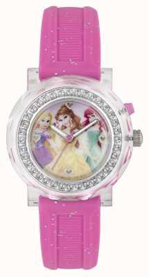 Disney Princess 三位公主粉红色点亮手表 PN1067