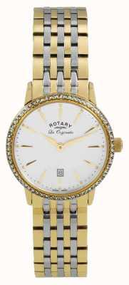 Rotary 女装原产金镀金pvd LB90056/01