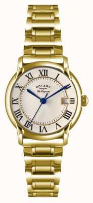 Rotary 女装原产carviano黄金pvd板 LB90143/03