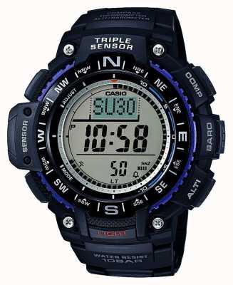 Casio 三重传感器数字计时器 SGW-1000-1AER