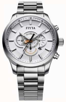 FIYTA 不锈钢计时码表 G788.WWW