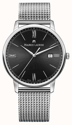 Maurice Lacroix 不锈钢米兰蓝宝石水晶 EL1118-SS002-310-1