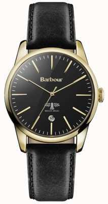 Barbour Leighton男女皆宜的手表 BB049GDBK