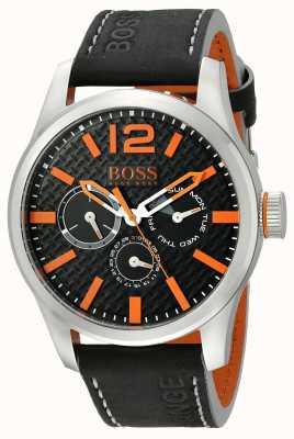 Hugo Boss Orange 男士巴黎模拟显示石英 1513228