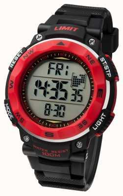 Limit 男士运动手表黑色表带 5486.01