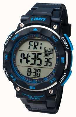 Limit 男士运动手表黑色表带 5487.01