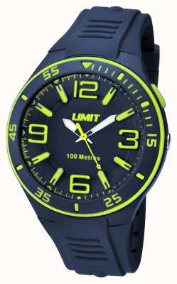 Limit 男士海军蓝色表带 5569.24