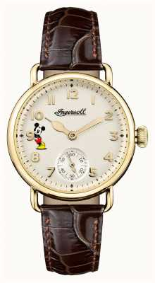 Disney By Ingersoll 女装联盟特伦顿迪士尼限量版棕色 ID00102