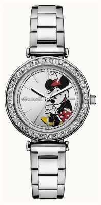 Disney By Ingersoll 女装工会迪士尼不锈钢银色表盘 ID00305
