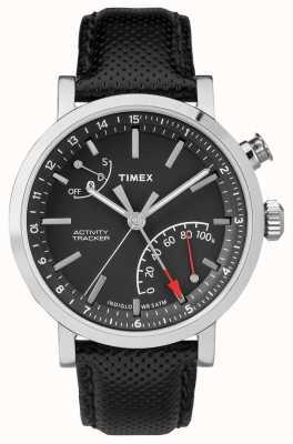 Timex 男士大都会计时码表蓝牙活动追踪器 TW2P81700