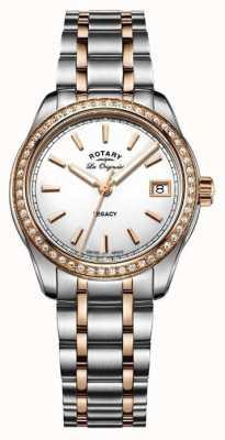Rotary 女装les originales传统双色不锈钢 LB90175/01