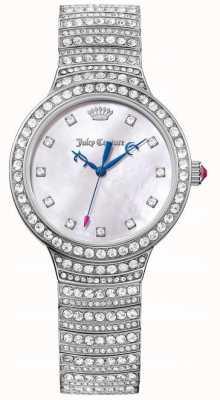 Juicy Couture 女装catalina不锈钢粉色珍珠母贝 1901532