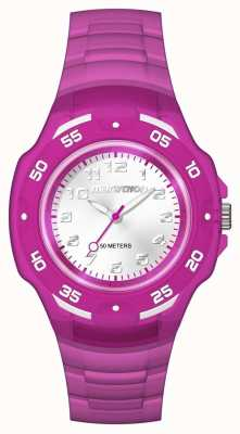 Timex 中性马拉松模拟中紫色 TW5M06600