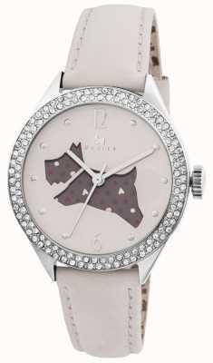 Radley 伟大的户外奶油真皮表带手表 RY2205
