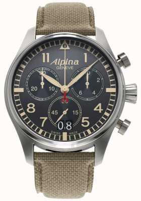 Alpina Startimer飞行员 AL-372BGR4S6