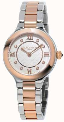 Frederique Constant 女士经典款钢镀玫瑰金 FC-200WHD1ER32B