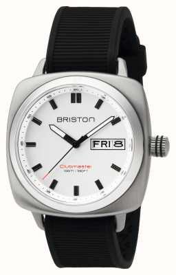 Briston 男装clubmaster运动钢hms白色 16342.S.SP.2.RB