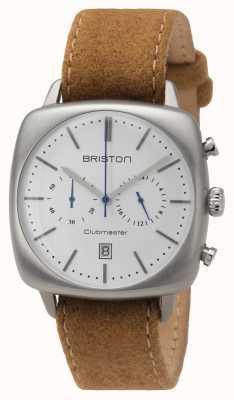 Briston 男士clubmaster复古钢米色 16140.S.V.2.LFCA