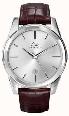 Limit 男士限制手表皮革 5451.01
