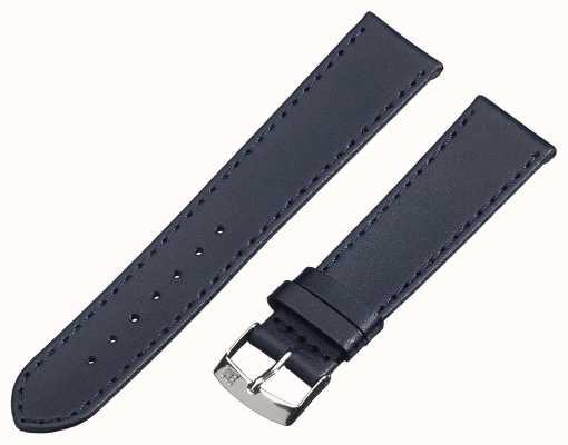 Morellato 只带 - 冲刺印度皮革深蓝色20毫米 A01X5202875062CR20