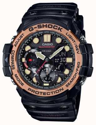 Casio 海湾大战男士g-shock树脂乐队 GN-1000RG-1AER