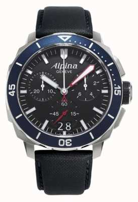 Alpina 男子海龟潜水员300大日期 AL-372LBN4V6