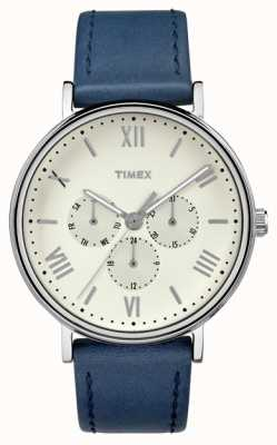 Timex 男装southview多功能蓝色计时码表 TW2R29200