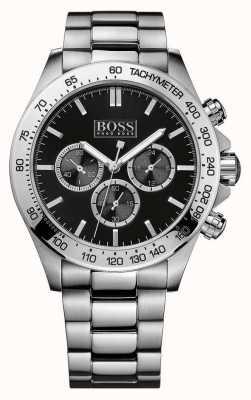 Hugo Boss Ikon计时码表不锈钢 1512965