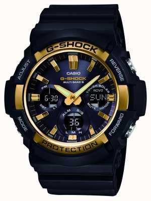 Casio 男士g-shock感应器闹钟计时器 GAW-100G-1AER