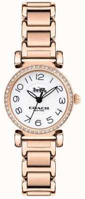 Coach 女人的麦迪逊玫瑰金水晶套装 14502853