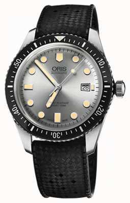 Oris 男士潜水员六十五橡胶表带手表 01 733 7720 4051-07 4 21 18