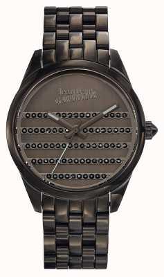 Jean Paul Gaultier 海军枪金属手链和表盘 JP8502406