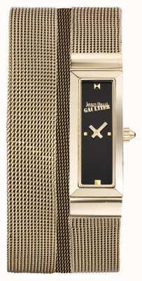 Jean Paul Gaultier 女士手表黑色表盘 JP8503903